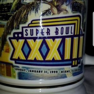 Vintage NFL 🍺  Ceramic Beer mug